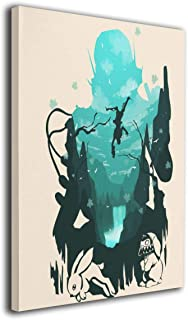 Kana-I Apex Legends 絵画 アートパネル キャンバスプリント 壁の装飾 現代ポップアート玄関 枠張り 壁掛け インテリア絵画 部屋装飾 新築祝い 贈り物 1.6cm×30cm×40cm(16x12in)