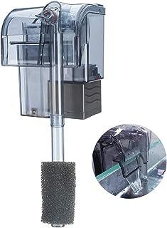Boxtech Aquarium Hang On Filter – Power Waterfall Suspension Oxygen Pump –..