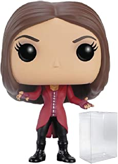 Marvel: Captain America 3 Civil War - Scarlet Witch Funko Pop! Vinyl Figure (Includes Compatible Pop Box Protector Case)