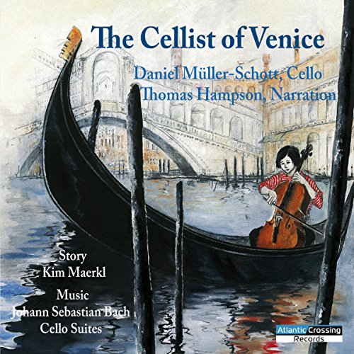 Couverture de The Cellist of Venice