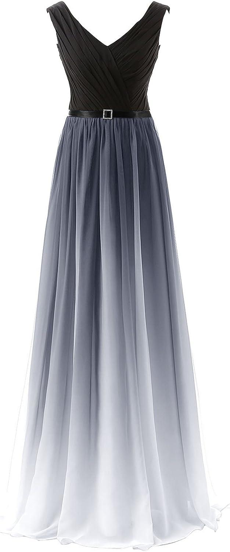 Sarahbridal Women's Sweetheart Long Prom Evening Dress SD067