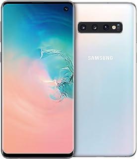 Samsung Galaxy S10 Dual SIM, Tysk version, Vit