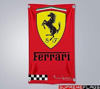 Ferrari Banner 3x5 Feet flag