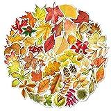 MENGYUE Pegatinas de Flores y Plantas Coloridas Cuadernos, Pegatinas Decorativas de álbum de Diario para niños, Pegatinas Kawaii de Bullet Journal