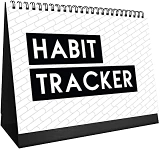 Graphique Habit Tracker Daily, Weekly and Monthly Planner 15 Months [Undated, Start Anytime] Track Progress and Reach Your...