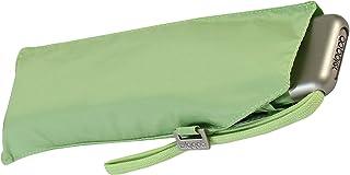 doppler Regenschirm Taschenschirm Mini Slim Carbonsteel sturmsicher bis 100km/h flach & leicht lime