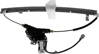 Dorman 748-981 Rear Passenger Side Power Window Regulator and Motor Assembly for Select Nissan Models