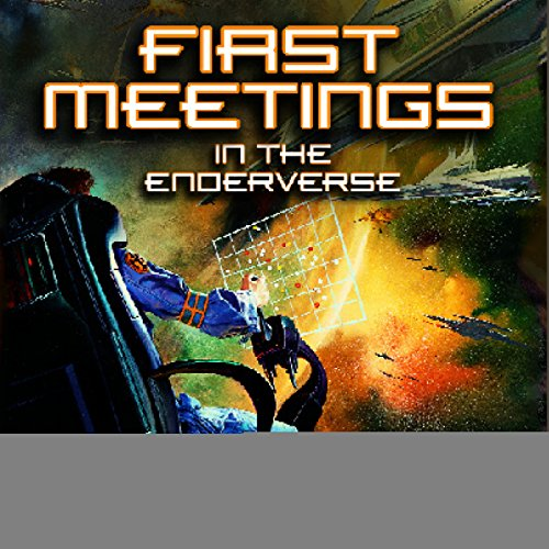 Bargain Audio Book - First Meetings  In the Enderverse