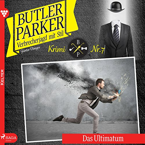 Das Ultimatum audiobook cover art