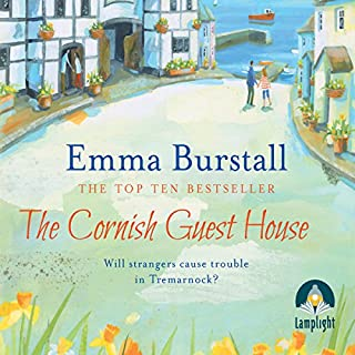 Page de couverture de The Cornish Guest House