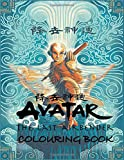 Avatar The Last Airbender Colouring Book: Featuring all the main characters, Aang, Zuku, Katara and ...