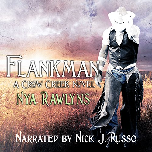 Flankman audiobook cover art