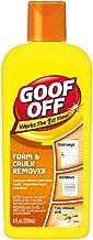 Goof Off FG675 Foam and Caulk Remover, 8-Ounce