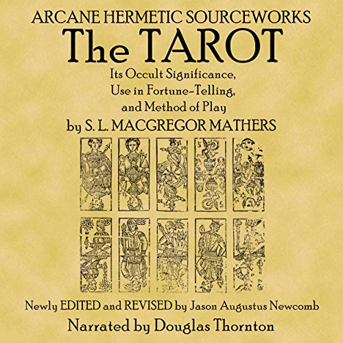 The Tarot audiobook cover art