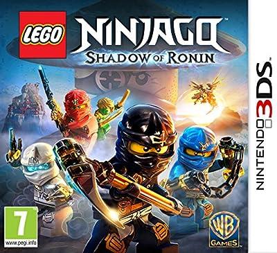 LEGO Ninjago: Shadow of Ronin (Nintendo 3DS)