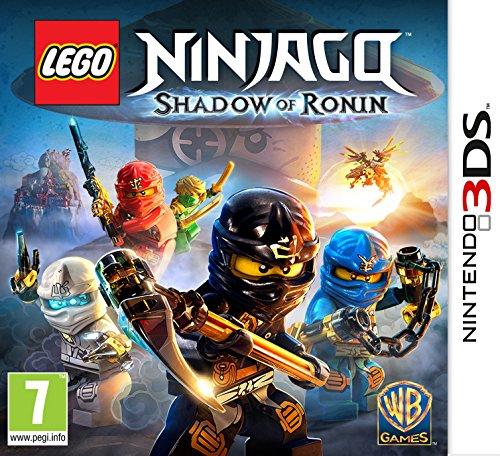 LEGO Ninjago: Shadow of Ronin (Nintendo 3DS) [UK IMPORT]
