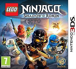 LEGO Ninjago: Shadow of Ronin (Nintendo 3DS) (B00THZ34RK) | Amazon price tracker / tracking, Amazon price history charts, Amazon price watches, Amazon price drop alerts
