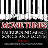 Movie Tunes Royalty Free Background Music Songs and Loops. Vol. 1. Instrumentals for TV, Video, Web & More.