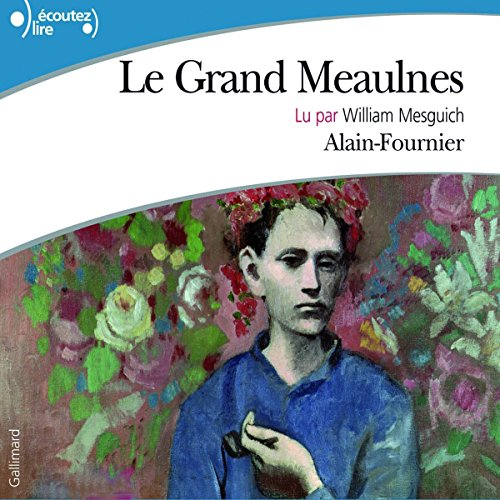 Couverture de Le Grand Meaulnes