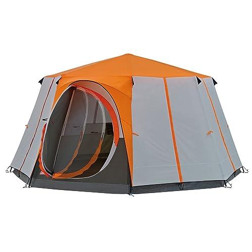 Coleman Phoenix 10 Person Tent Orange: Amazon.ca: Sports