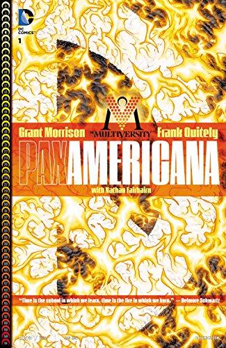 The Multiversity: Pax Americana (2014) #1 (The Multiversity:...