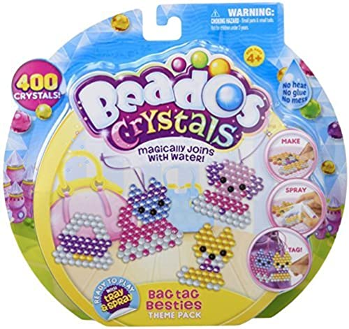 la mejor selección de Beados Crystals Theme Pack - Bag Tag Besties Besties Besties by Beado's  hasta 42% de descuento