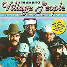 incl. Sex Over The Phone (CD Album Village People, 14 Tracks)