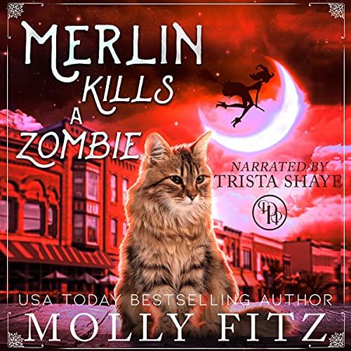 Merlin Kills a Zombie: Merlin the Magical Fluff, Book 3