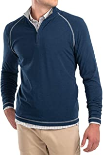 johnnie-O Eller Hooded T-Shirt - Big Sky
