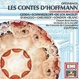 Les Contes d'Hoffmann (1989 Digital Remaster), Act II: Les oiseaux dans la charmille (Chanson de la poupée: Olympia/Choeurs)