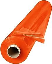 Steiner, 338-60-25GR, Welding Curtain, 75 ft. W, 5 ft, Orange