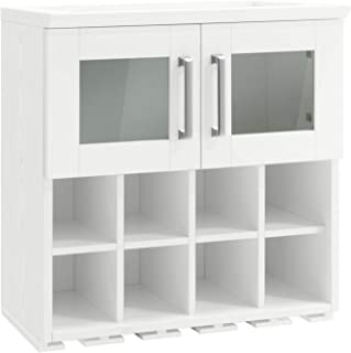 Best wine rack wall cabinet Reviews