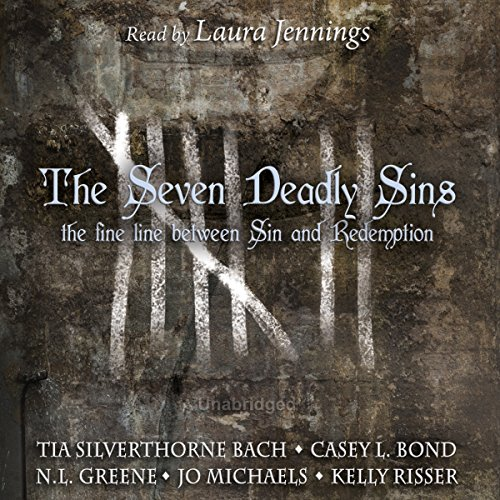 7: The Seven Deadly Sins audiobook cover art