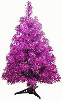 Best purple flocked christmas tree Reviews