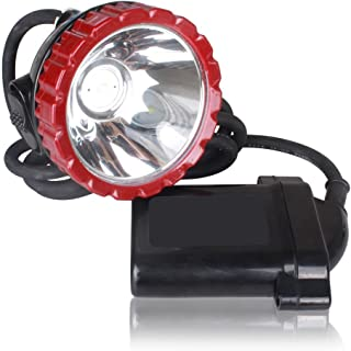 Kohree Cree T6 LED Explosion Proof Mining Hunting Camping Headlight 10w with 2 Modes, 10W AC 85-265V