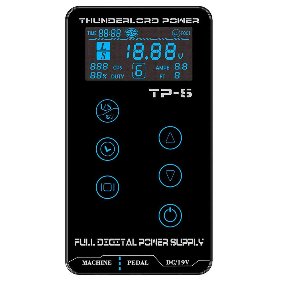 Tattoo Power Supply Genuine 67% OFF of fixed price Tazay Supplies Professional To