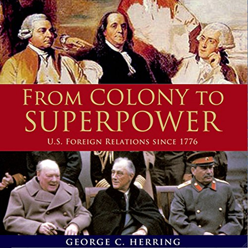 From Colony to Superpower audiobook cover art