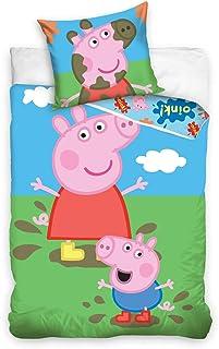 Edredon Nordico Peppa Pig.Amazon Es Edredon Peppa Pig