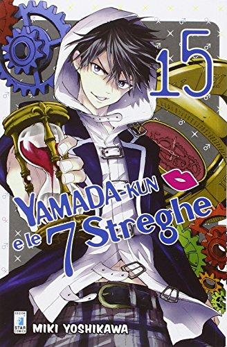 Yamada-Kun e le 7 streghe: 15