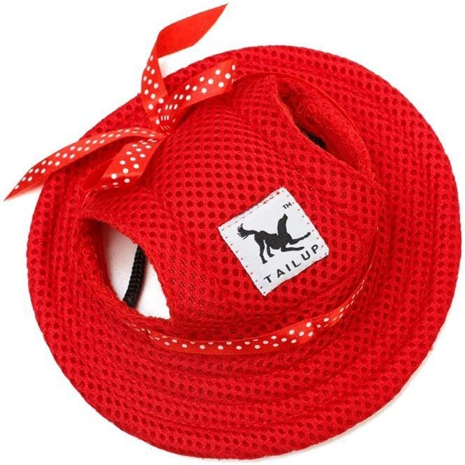 BBEART Pet Cap Baltimore Mall Round Hat Dog Baseba Princess Fashion Canvas 5 ☆ very popular
