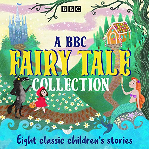 『A BBC Fairy Tale Collection』のカバーアート