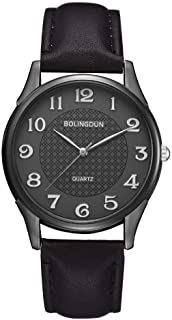 Wristband Women's Wrist Watches Ladies Series Girls Watch Female for Women Business Couple Watch Ladies pu Belt Watch,Colo...