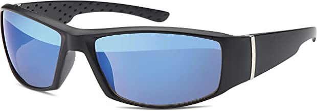Balinco Sportbril, fietsbril, loopbril, hardlopen, vissen, golf, sportbril, skibril, skiën, rijden, zonnebril voor heren e...