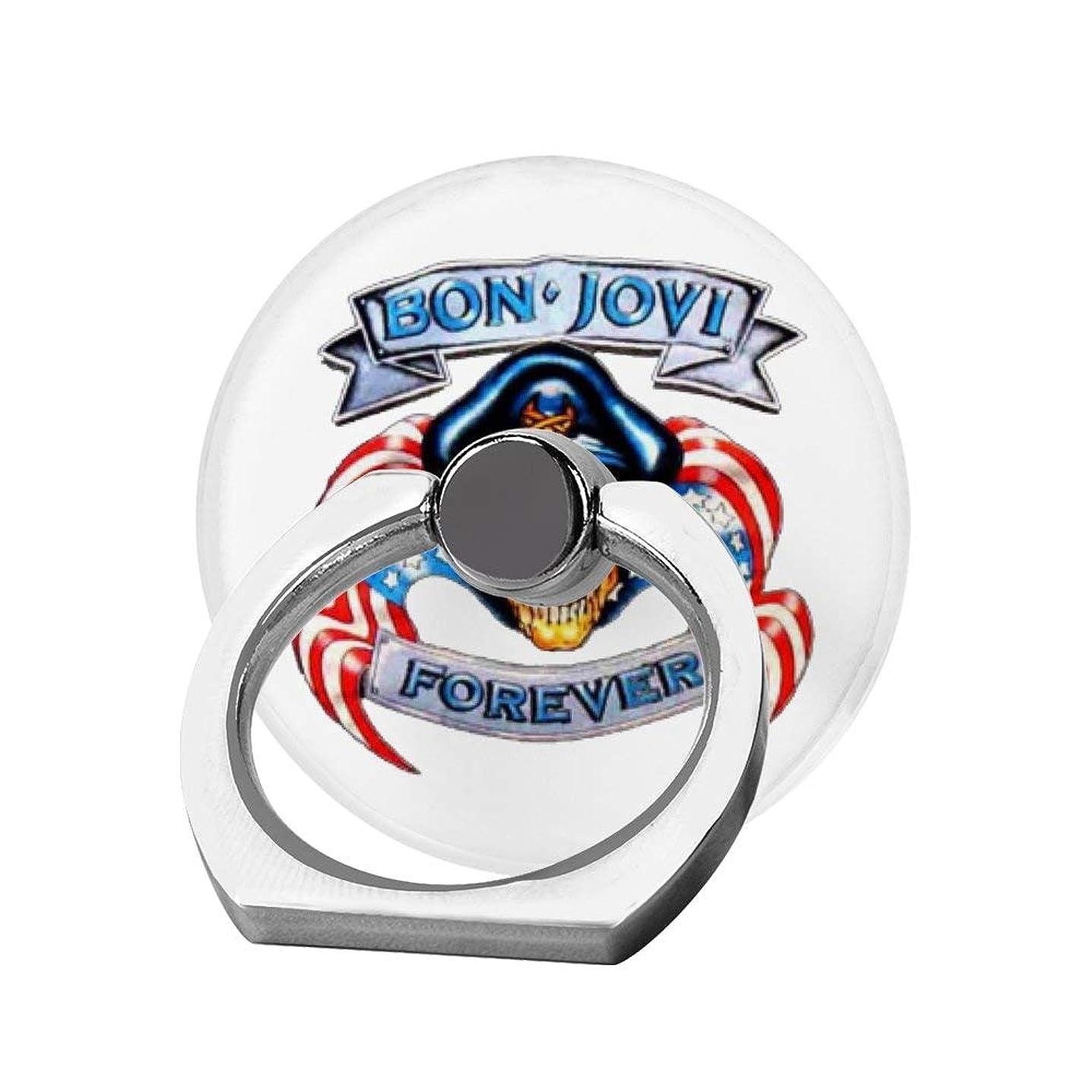 ハリケーン安全性ゆりかごスマホリング 携帯リング 指リング 薄型 落下防止 スタンド機能 ボン ジョヴィ バンカーリング 指輪リング タブレット/各種他対応 360回転 スマホブラケット