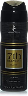 Dorall Collection 7th Element Classy Body Spray For Women - 200 ml