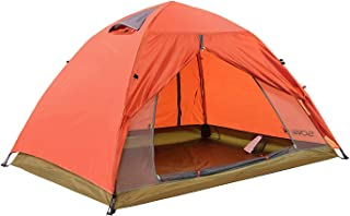 Sowin Family Camping Tent Instant Pop up Lightweight Backpacking Dome Tent with Removable Waterproof Trap for Outdoor Picnic Beach Hiking Fishing with Carry Bag