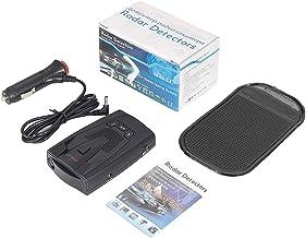 $41 » Man-hj Radar Car Radar Detector English Russian Anti Radar Detector Vehicle V7 Speed Alarm Systems ; Security Radar Detect...