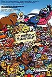WLYUE Rompecabezas Puzzle 1000 Creativo Puzzle Adultos Barrio Sésamo de Dibujos Animados para niños Adultos de Bricolaje Brain