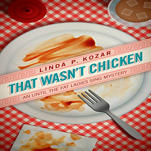 That Wasn't Chicken audiobook cover art