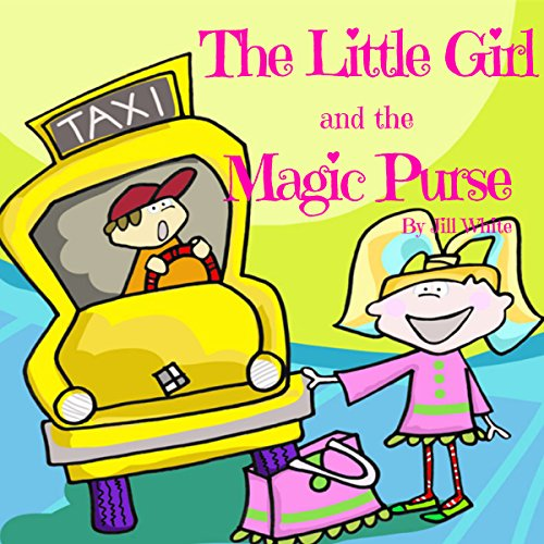 The Little Girl and the Magic Purse audiobook cover art